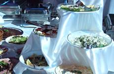 Suknjice za švedski sto